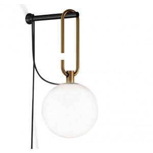 Artemide - NH - NH AP - Design Wandlampe im orientalischen Stil