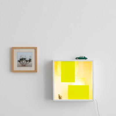 Artemide - Vintage - Vintage Lampen - Fato TL Bi-Color - Zweifarbig Tishlampe