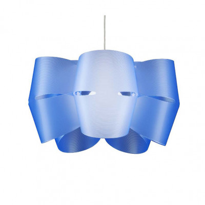 Artempo - Alien - Artempo Mini Alien SP  Design Pendelleuchte - Blau Polilux - LS-AT-120-BLU