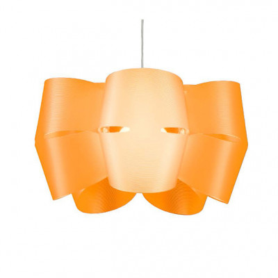 Artempo - Alien - Artempo Mini Alien SP  Design Pendelleuchte - Polilux orange - LS-AT-120-A