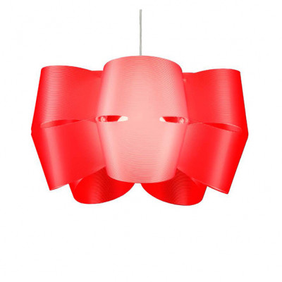 Artempo - Alien - Artempo Mini Alien SP  Design Pendelleuchte - Rot - LS-AT-120-R