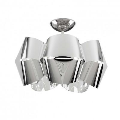 Artempo - Alien - Artempo Skymini Alien PL Moderne deckenlampe - Metalux chromt - LS-AT-128-C