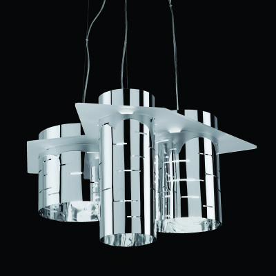 Artempo - Brothers - Artempo Brothers SP Design Pendellampe - Metalux chromt - LS-AT-107-C