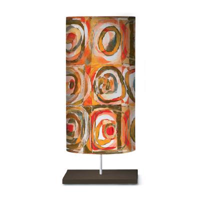 Artempo - Castor and Pollux - Artempo Castor e Pollux Serie 900' TL L  Nachttischlampe - New Kandinsky Design  - LS-AT-820