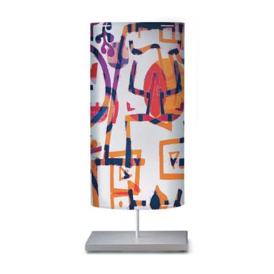Artempo - Castor and Pollux - Artempo Castor e Pollux Serie 900' TL L  Nachttischlampe - New Klee Design  - LS-AT-819