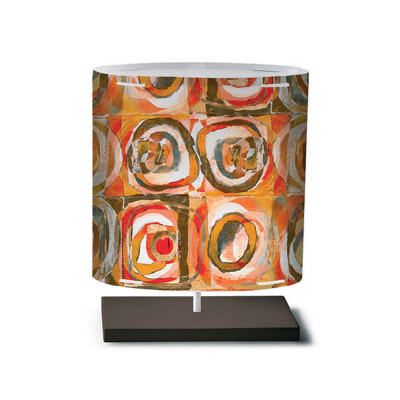 Artempo - Castor and Pollux - Artempo Castor e Pollux Serie 900' TL S Design Tischlampe - New Kandinsky Design  - LS-AT-420