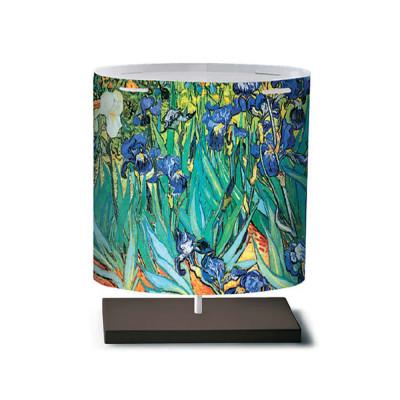Artempo - Castor and Pollux - Artempo Castor e Pollux Serie 900' TL S Design Tischlampe - Van Gogh - Iris  - LS-AT-445