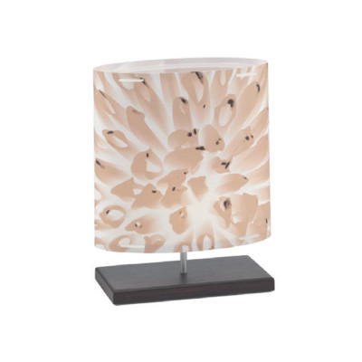 Artempo - Castor and Pollux - Artempo Castor e Pollux Serie Flower TL S Moderne Tischlampe - Flower Petals  - LS-AT-494