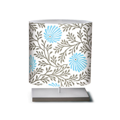 Artempo - Castor and Pollux - Artempo Castor e Pollux Serie Flower TL S Moderne Tischlampe - Indian Style  - LS-AT-490
