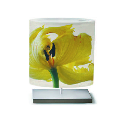 Artempo - Castor and Pollux - Artempo Castor e Pollux Serie Flower TL S Moderne Tischlampe - Tulip Parrot  - LS-AT-453
