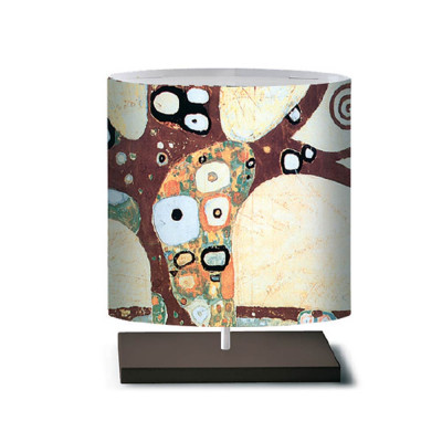Artempo - Castor and Pollux - Artempo Castor e Pollux Serie Klimt TL S Moderne Tischlampe - Three of Life  - LS-AT-447