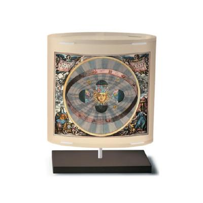 Artempo - Castor and Pollux - Artempo Castor e Pollux Serie Print TL S Tischlampe - Globe 2 - LS-AT-410
