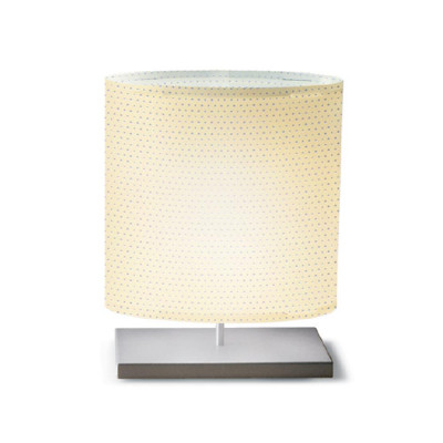 Artempo - Castor and Pollux - Artempo Castor e Pollux Serie Print TL S Tischlampe - Mikro perforiert - Ivory - LS-AT-464
