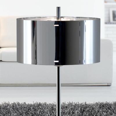 Artempo - Fashion - Artempo Fashion TL S Nachttischlampe - Metalux chromt - LS-AT-143-C