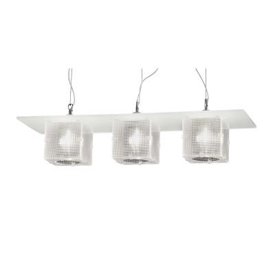 Artempo - Ghost - Artempo Ghost SP Hängelampe mit drei Leuchten - Acrilux Diamant - LS-AT-639-D