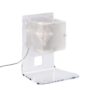 Artempo - Ghost - Artempo Lola TL Farbige Tischlampe - Acrilux Diamant - LS-AT-370-D