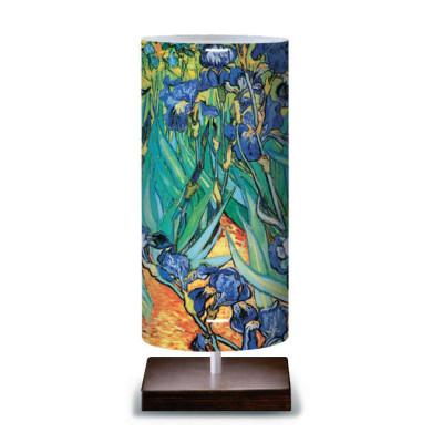 Artempo - Idra - Artempo Idra Serie 900' TL Tischlampe - Van Gogh - Iris  - LS-AT-545
