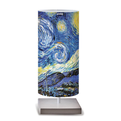 Artempo - Idra - Artempo Idra Serie 900' TL Tischlampe - Van Gogh Starry Night  - LS-AT-523