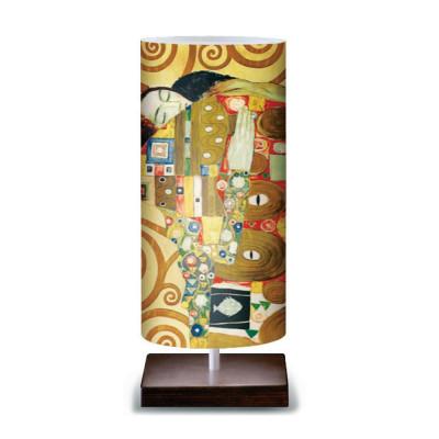 Artempo - Idra - Artempo Idra Serie Klimt TL Moderne Tischlampe - The Embrace  - LS-AT-568