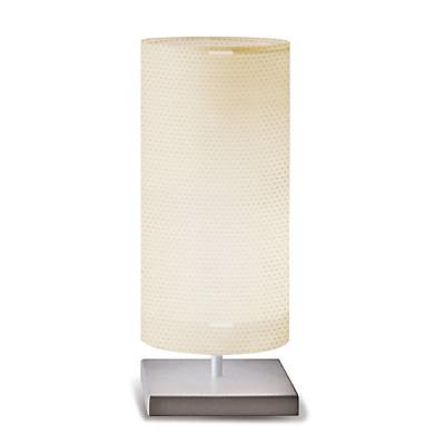 Artempo - Idra - Artempo Idra Serie Print TL Dekorierte tischlampe - Mikro perforiert - Ivory - LS-AT-564