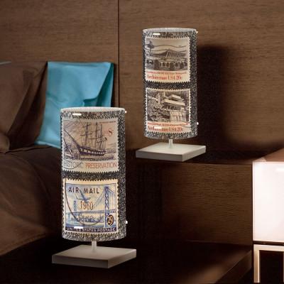 Artempo - Idra - Artempo Idra Serie Stamps TL Tischlampe