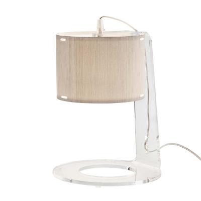 Artempo - Lume strass - Artempo Lume Strass TL  Nachttischlampe - Eis Lärche  - LS-AT-105-L