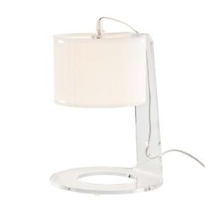 Artempo - Lume strass - Artempo Lume Strass TL  Nachttischlampe - Weiss Lärche  - LS-AT-105-B