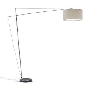 Artempo - Morfeo - Bridge PT R - Stehlampe mit Stoff Lampenschirm