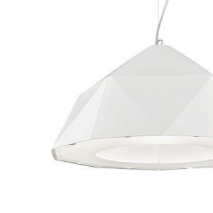 Artempo - Pendant lamps in Acrilux - Artempo Circus SP Minimal pendellampe - Acrilux Weiß - LS-AT-130-B