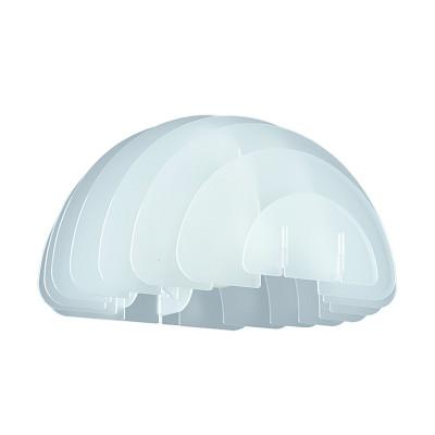 Artempo - Pendant lamps in Acrilux - Artempo Dino SP Moderne Pendellampe - Acrilux Weiß Satin - LS-AT-112-B