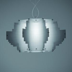 Artempo - Pendant lamps in Acrilux - Artempo Nuvola SP Küche Pendellampe