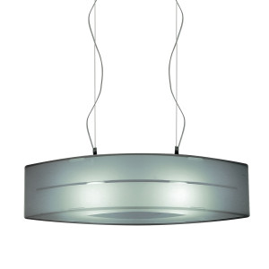 Artempo - Pendant lamps in Acrilux - Flash SP - Pendellampe - Acrilux Weiß Satin - LS-AT-102-B