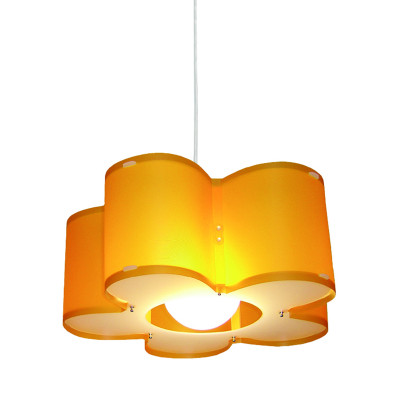 Artempo - Pendelleuchten in Polilux - Silu SP - Design Pendelleuchte - Polilux orange - LS-AT-050-A