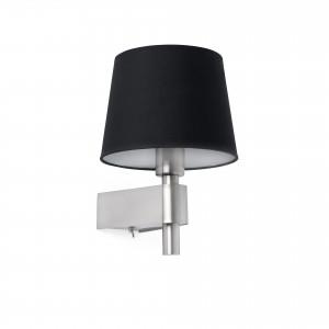 Faro - Indoor - Sweet - Room AP - Innenlampe mit Stoff Lampenschirm