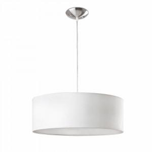 Faro - Indoor - Sweet - Seven SP M - Große Pendelleuchte mit Stoff Lampenschirm