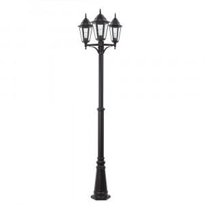 Faro - Outdoor - Paris - Paris PT 3L - Außenpollampe 3 Leuchten klassischer Stil