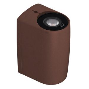 i-LèD - Wall - Vedette - Wandlampe Vedette-R doppelte Emission - 180-300 V - powerLED 8 W 350 mA