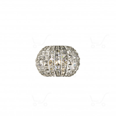 Ideal Lux - Calypso - Calypso AP2 - Wandlampe - Chrom - LS-IL-044163