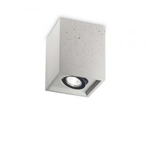 Ideal Lux - Cemento - Oak PL1 Square - Deckenlampe