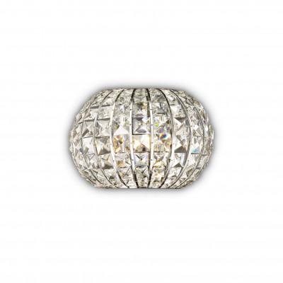 Ideal Lux - Diamonds - Calypso AP2 - Wandlampe - Chrom - LS-IL-044163