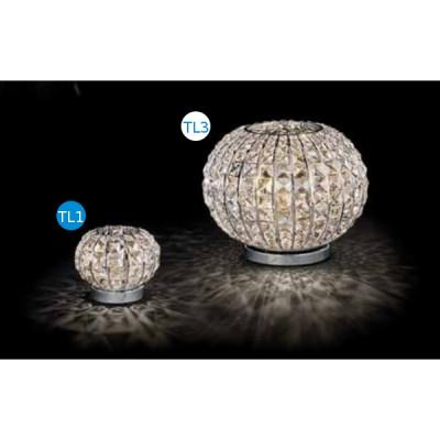Ideal Lux - Diamonds - Calypso TL1- Tischlampe