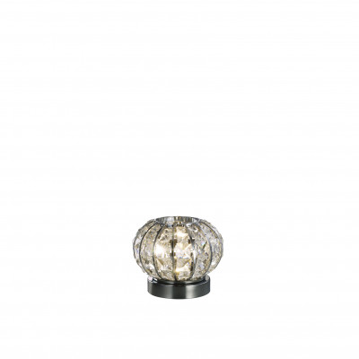 Ideal Lux - Diamonds - Calypso TL1- Tischlampe - Chrom - LS-IL-044217