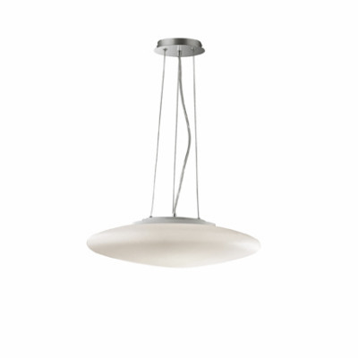 Ideal Lux - Eclisse - Ideal Lux Smarties SP3 D40 - Weiß - LS-IL-032016