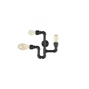 Ideal Lux - Industrial - Plumber AP3 - Wandlampe