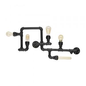 Ideal Lux - Industrial - Plumber PL5 - Deckenlampe