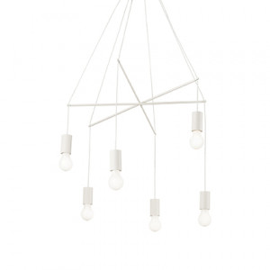 Ideal Lux - Industrial - Pop SP6 - Pendelleuchte