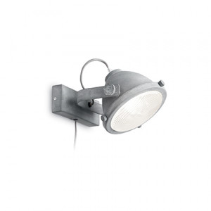 Ideal Lux - Industrial - Reflector AP1 - Wandlampe