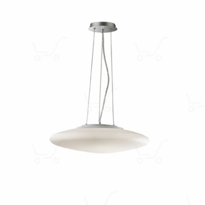 Ideal Lux - Smarties - Ideal Lux Smarties SP3 D40 - Weiß - LS-IL-032016