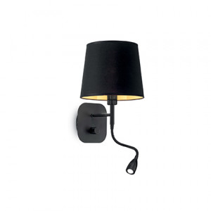 Ideal Lux - Smoke - Nordik AP2 - Wandlampe