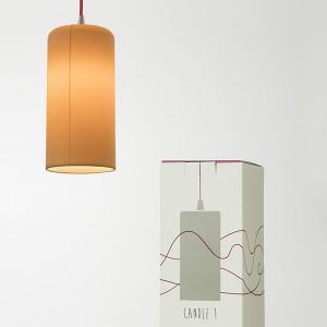 In-es.artdesign - Be.pop - Candle 1 SP - Design Pendelleuchte